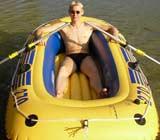 Patrick H. hat ein Schlauchboot mit Profiwin.de gewonnen