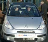Ein weiterer Autogewinn für einen treuen Gewinnspielservice Teilnehmer. Peter B. hat mit  Profiwin.de einen Citroen Pluriel gewonnen!